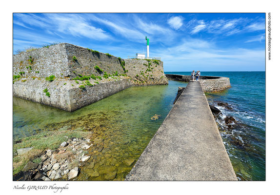 St Vaast la Hougue - Cotentin © Nicolas GIRAUD