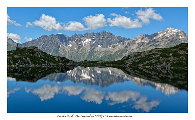 Lacs des Pétarel - P.N.E. © Nicolas GIRAUD