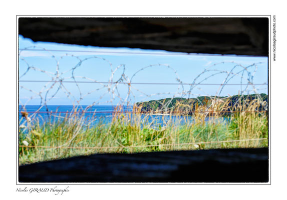 Pointe du Hoc © Nicolas GIRAUD