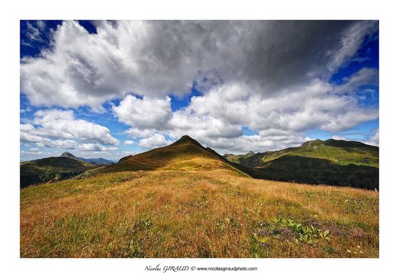 Téton de Vénus - Monts du Cantal © Nicolas GIRAUD