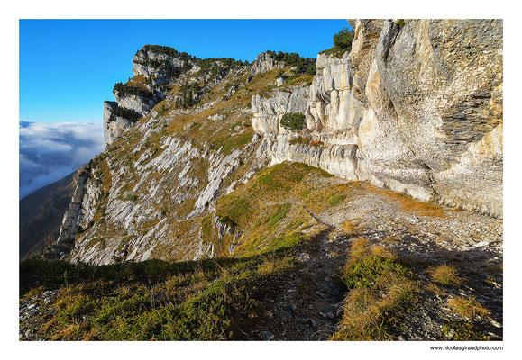 Pas de Rocheplane  - P.N.R. Massif de la Chartreuse