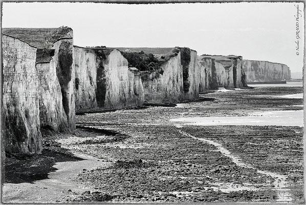 Côte d'Albâtre - Normandie  © Nicolas GIRAUD