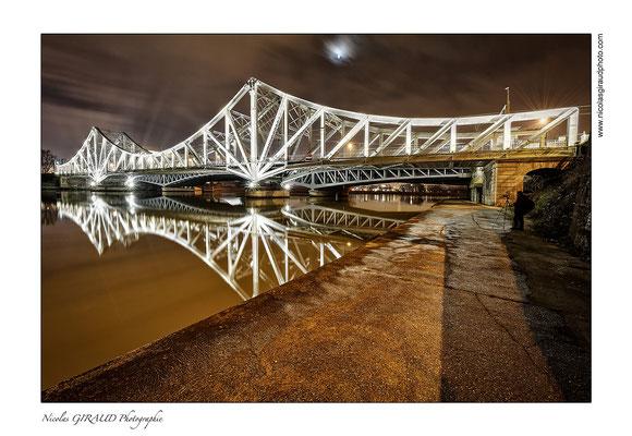 Pont de la Mulatière - Lyon © Nicolas GIRAUD