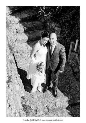 Mariage Carol & Jean Pierre © Nicolas GIRAUD