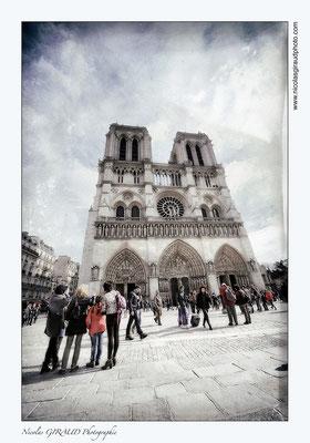Paris Notre Dame © Nicolas GIRAUD