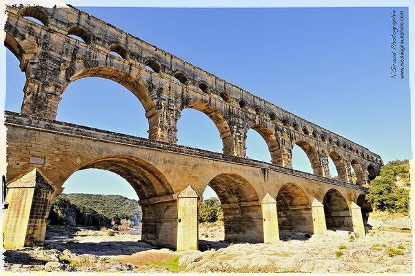 Pont du Gard © Nicolas GIRAUD