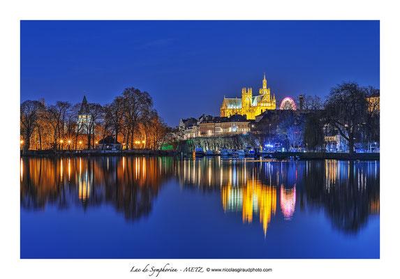 Lac de Symphorien - Metz © Nicolas GIRAUD