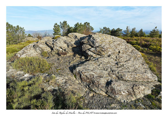 Roches de Marlin - Parc du Pilat © Nicolas GIRAUD