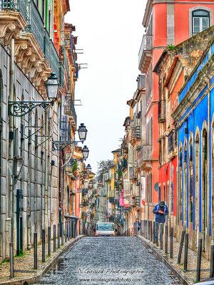 Bairoo Alto - Lisbonne © Nicolas GIRAUD