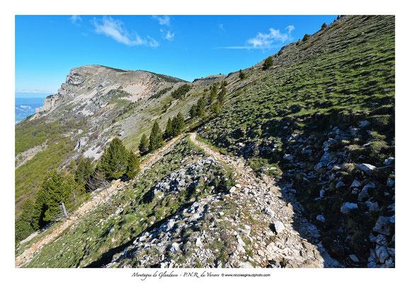 Massif du Glandasse - Vercors © Nicolas GIRAUD