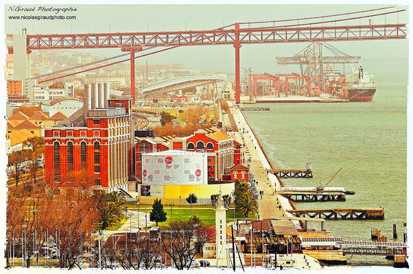 Les Docks - Lisbonne © Nicolas GIRAUD