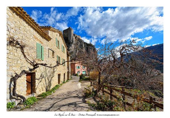 La Roche sur le Buis - Drôme Provençale © Nicolas GIRAUD