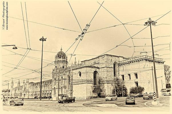 Monastère de Jéronimos - Lisbonne © Nicolas GIRAUD