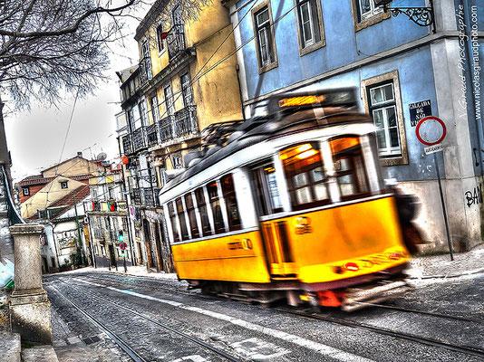 Bairo do Castello - Lisbonne © Nicolas GIRAUD