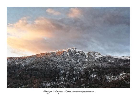 Montagne de Couspeau - Drôme © Nicolas GIRAUD