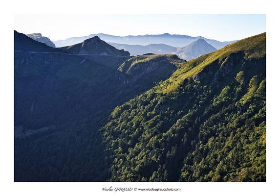 Cirque de Falgoux - Monts du Cantal © Nicolas GIRAUD