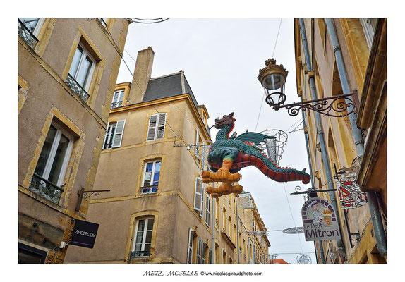 Le Graouilly - Metz © Nicolas GIRAUD