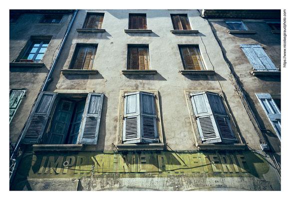 Crest - Drôme © Nicolas GIRAUD