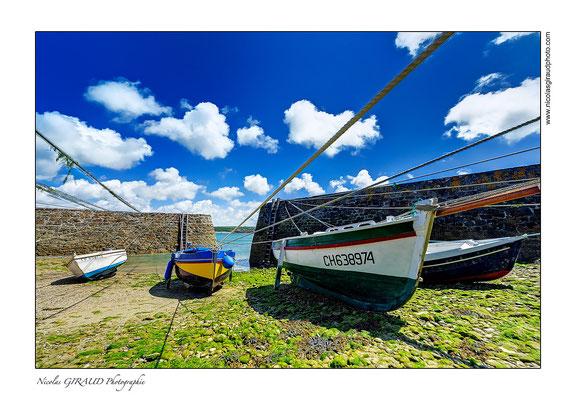 Port Racine - Manche - Normandie  © Nicolas GIRAUD