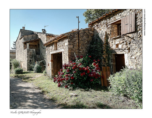 Dieulefit - Drôme Provençale © Nicolas GIRAUD