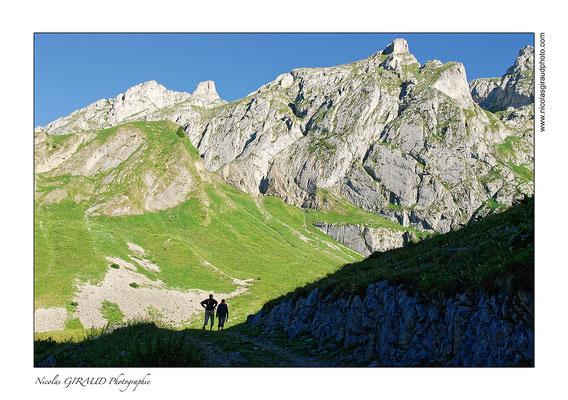 Cornettes de Bises - Pays de Savoie © Nicolas GIRAUD