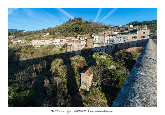 Petit Tournon - Lyas - Ardèche  © Nicolas GIRAUD