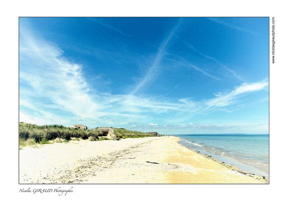 Utha Beach - Cotentin © Nicolas GIRAUD