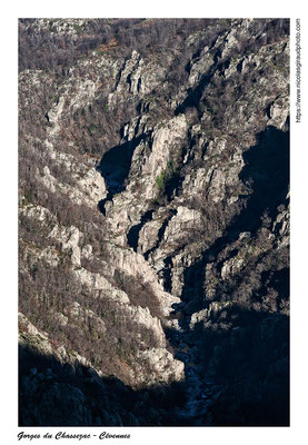 Gorges du Chassezac - Cévennes Ardéchoises © Nicolas GIRAUD