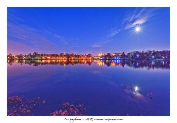 Lac Symphorien - Metz © Nicolas GIRAUD