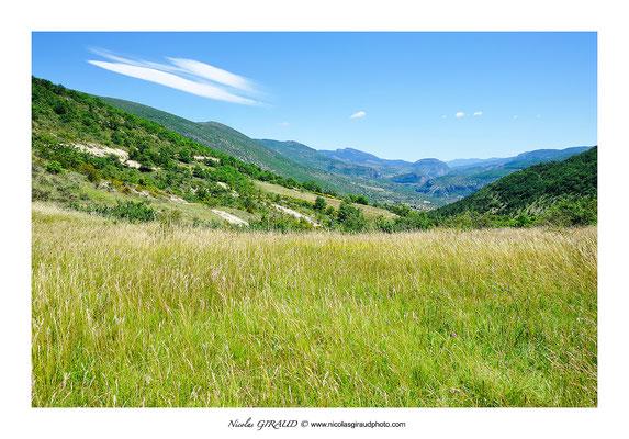 Montagne d'Angèle - Drôme © Nicolas GIRAUD