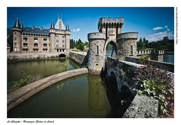 Semur en Brionnais - Saône et Loire © Nicolas GIRAUD