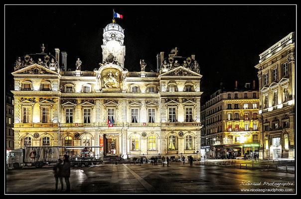 Hotel de Ville © Nicolas GIRAUD