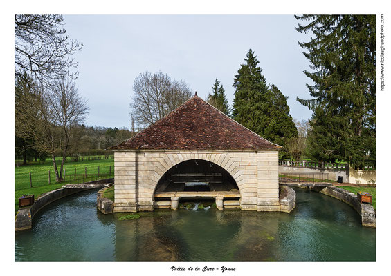 Vallée de la Cure - Yonne © Nicolas GIRAUD