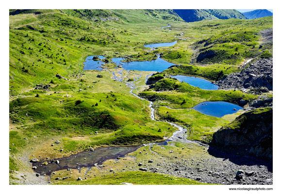 Lacs plateau du Taillefer © Nicolas GIRAUD