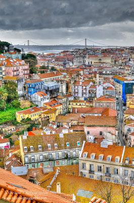 Miradouro da Graça - Lisbonne © Nicolas GIRAUD