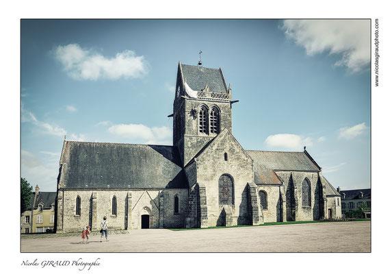 Sainte Mère Eglise © Nicolas GIRAUD