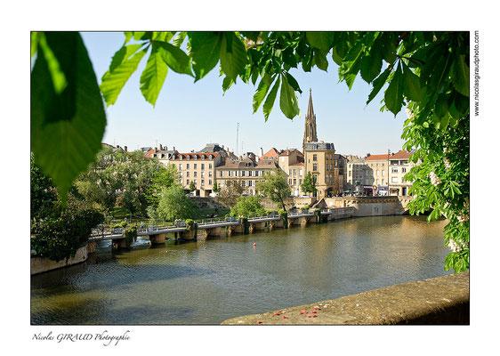 Metz centre ville © Nicolas GIRAUD