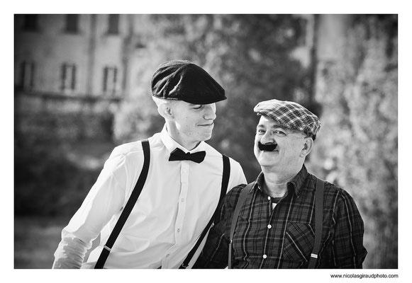 Cluedo 1953 - Chomérac © Nicolas GIRAUD