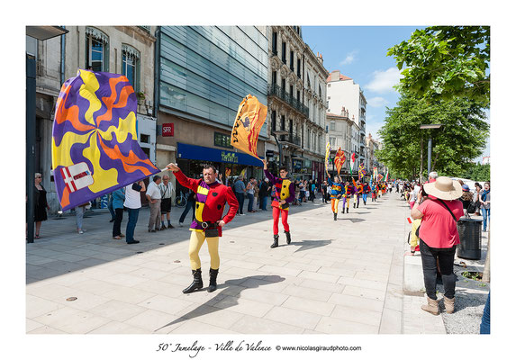 50° anniversaire jumelage - Valence - Drôme © Nicolas GIRAUD