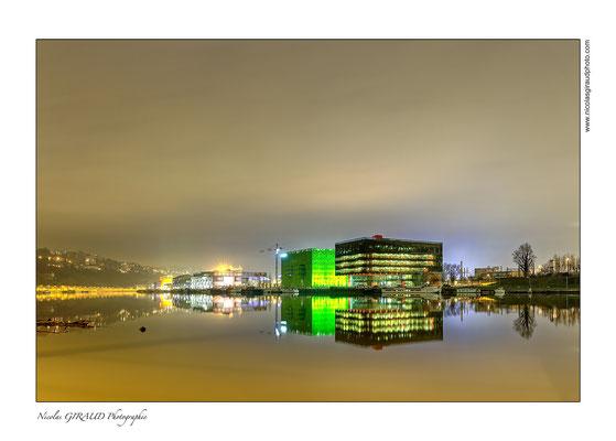 Lyon Confluences © Nicolas GIRAUD