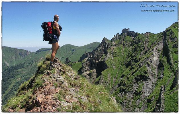 Massif Montdorien - P.N.R. des Monts Auvergne © Nicolas GIRAUD