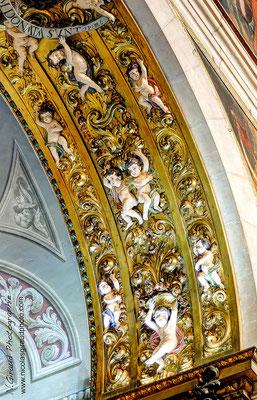 Eglise de Sao Roqua - Lisbonne © Nicolas GIRAUD