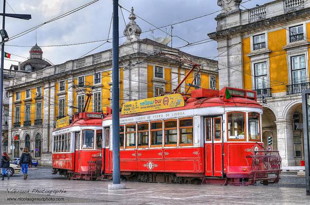 Tramway de Lisbonne © Nicolas GIRAUD