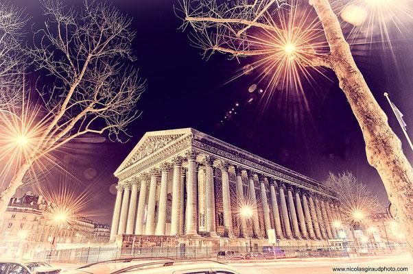 Paris Madeleine © Nicolas GIRAUD