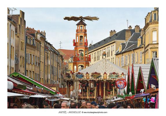 Place St Louis - Metz © Nicolas GIRAUD