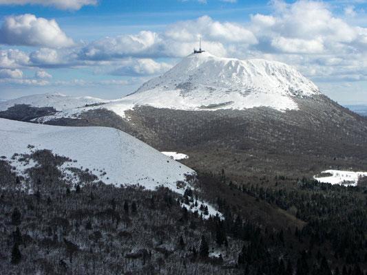 Puy de Dôme - P.N.R. des Volcans d'Auvergne © Nicolas GIRAUD
