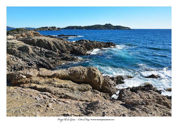 Sentier du littoral - Presqu'île de Giens © Nicolas GIRAUD