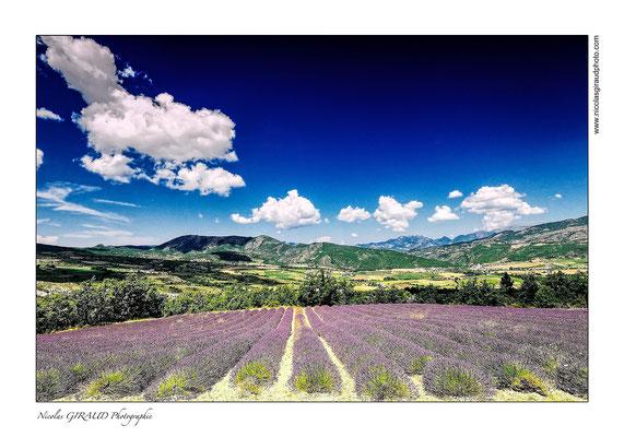 Vallée de l'Ennuye - Drôme © Nicolas GIRAUD