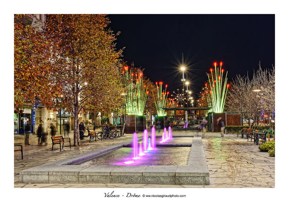 Valence - Drôme © Nicolas GIRAUD