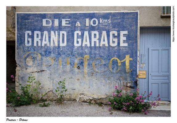 Pontaix - Drôme © Nicolas GIRAUD